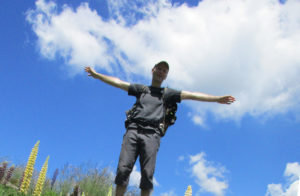 Une journée d'outdoor business coaching individuel pour prendre du recul et de la hauteur en marchant seul avec son coach avec JADE OR, notre formule innovante de coaching individuel