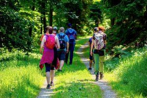 Découvrez l'Outdoor Business Coaching interindividuel, une méthode innovante, avec une journée JADE et D'un pas Décidez
