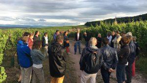 Les Apéros du Management Alsace découvrent l'Outdoor Business Coaching avec D'un Pas Décidez