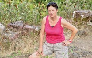 Claire Grignon Dirigeante chez OPTISOCIALES témoigne de son expérience d'Outdoor Business Coaching avec D'un Pas Décidez