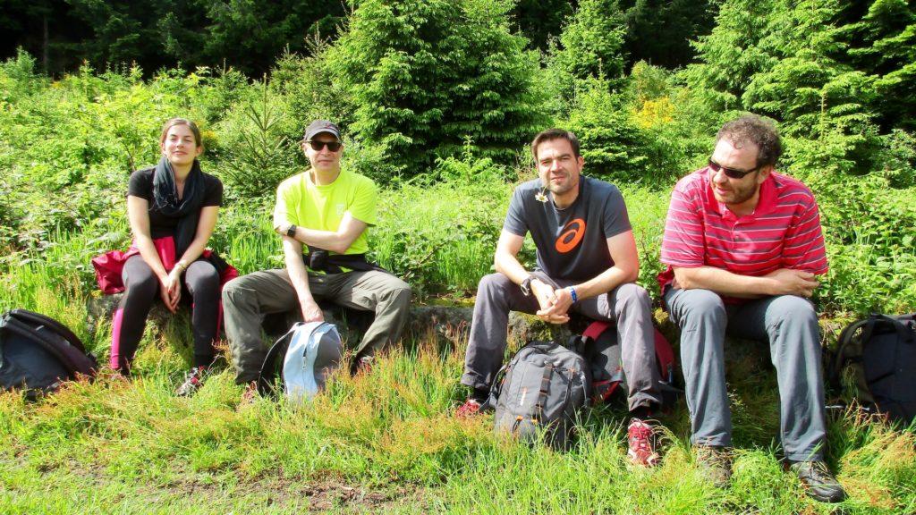 JADE Parcours découverte : venez découvrir l'Outdoor Coaching avec D'un pas Décidez