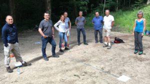 La Process Communication en outdoor coaching d'équipe avec D'un Pas Décidez
