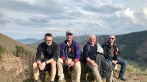 L'équipe managériale de l'entreprise WILLY LEISSNER en Alsace à Strasbourg, témoigne de son expérience d'Outdoor Business Coaching avec D'un Pas Décidez
