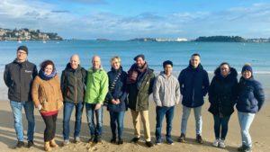 L'entreprise CTE WIND bénéficie d'un accompagnement outdoor business coaching avec D'un pas Décidez