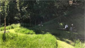 L'office du tourisme du Kochersberg en Alsace bénéficie d'un accompagnement outdoor business coaching avec D'un pas Décidez