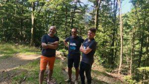 L'entreprise HYMER Loisirs en Alsace bénéficie d'un accompagnement outdoor business coaching avec D'un pas Décidez